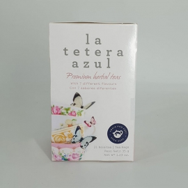 Infusiones Essential Collection 21 Unidades